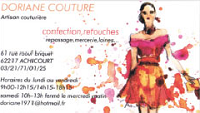 Doriane Couture - Confections / Retouches