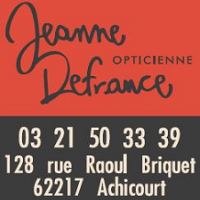 Jeanne de France Opticienne